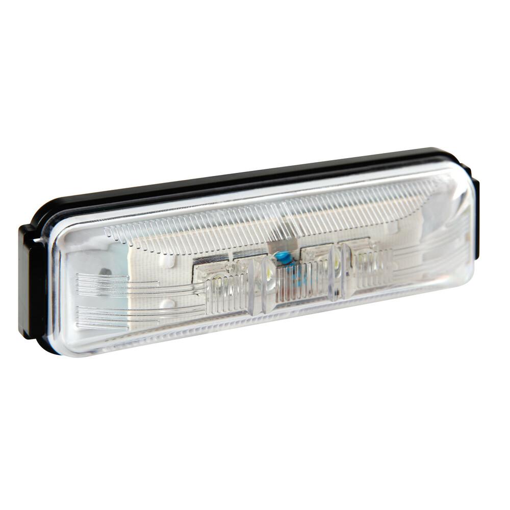 Luce ingombro a 4 Led, 24V - Bianco