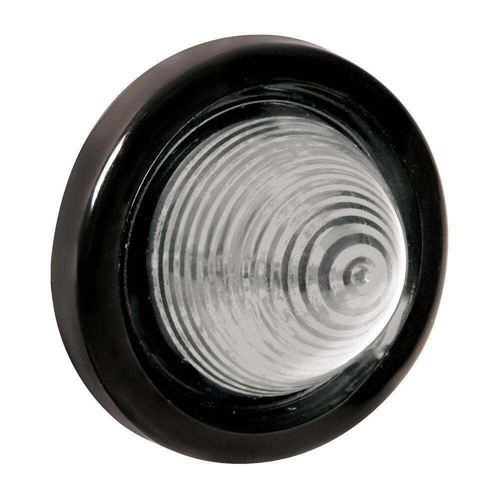Luce ingombro a 9 Led, 24V - Bianco