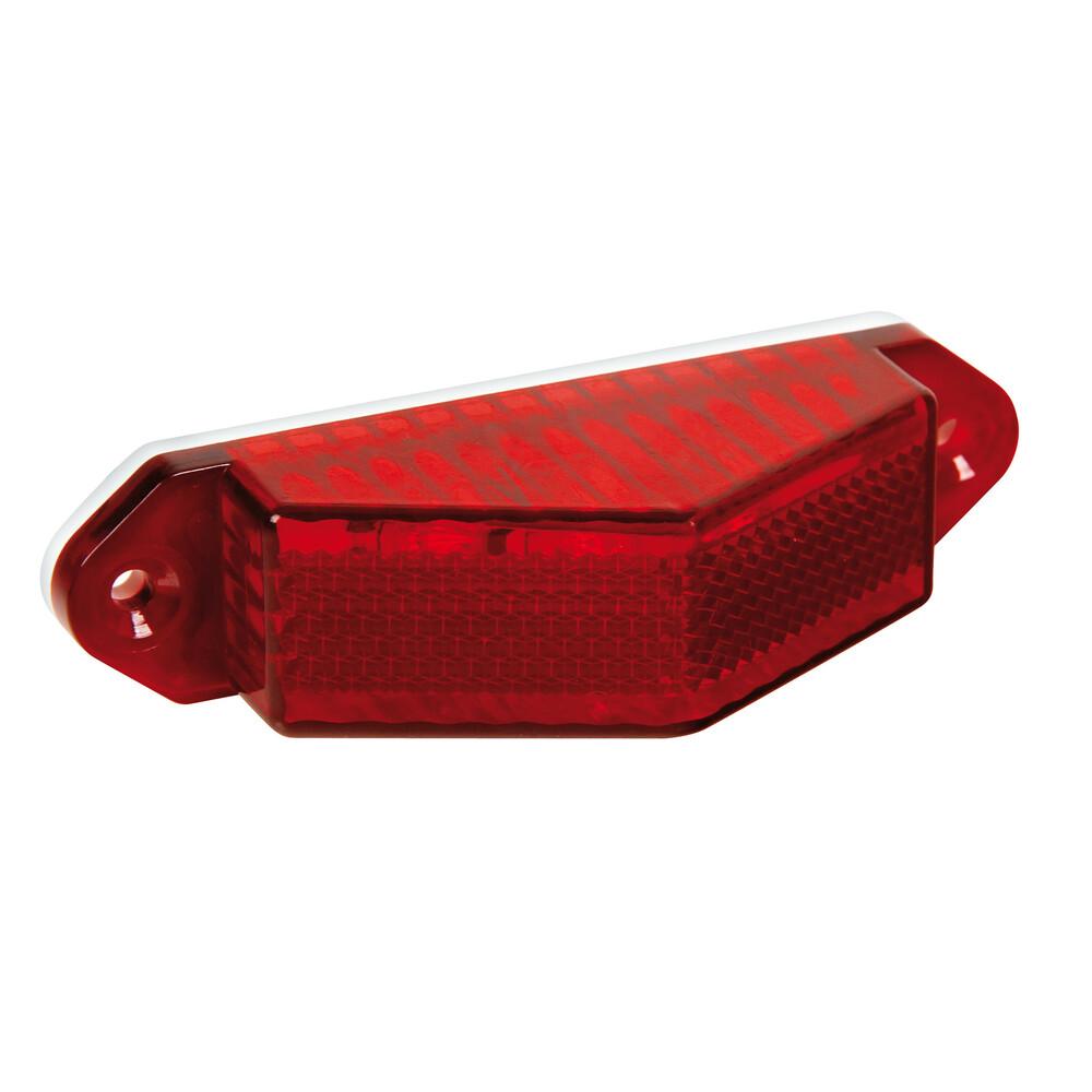 Luce ingombro a 3 Led, 24V - Rosso