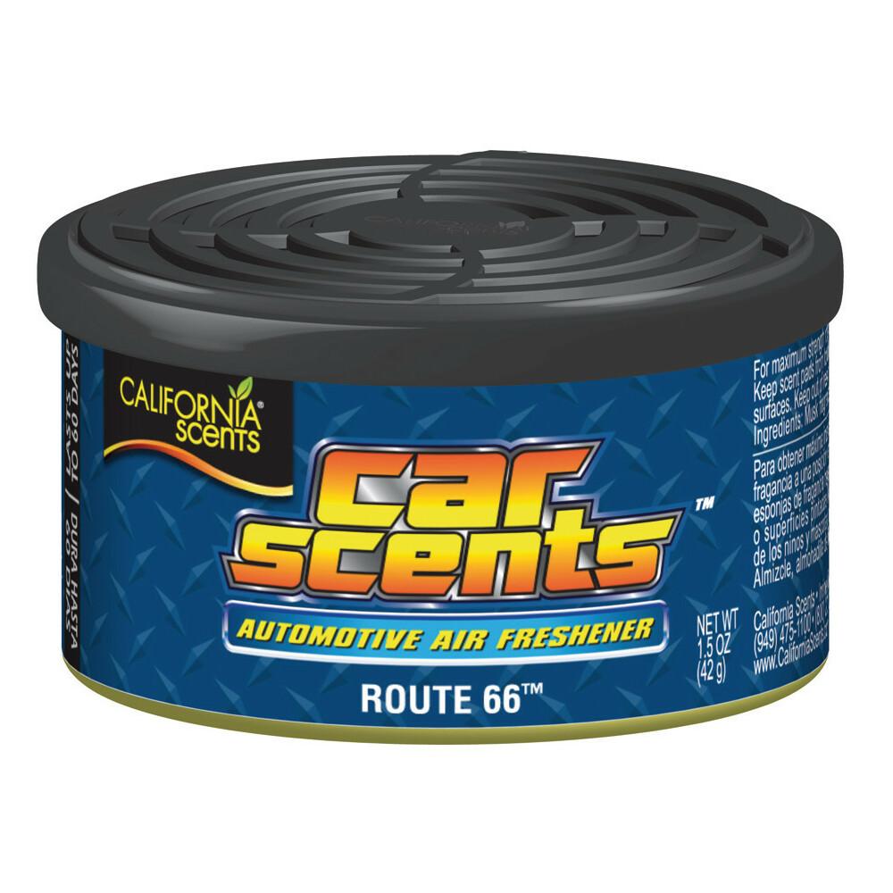 Espositore con 12 deodoranti Car Scents - Route 66