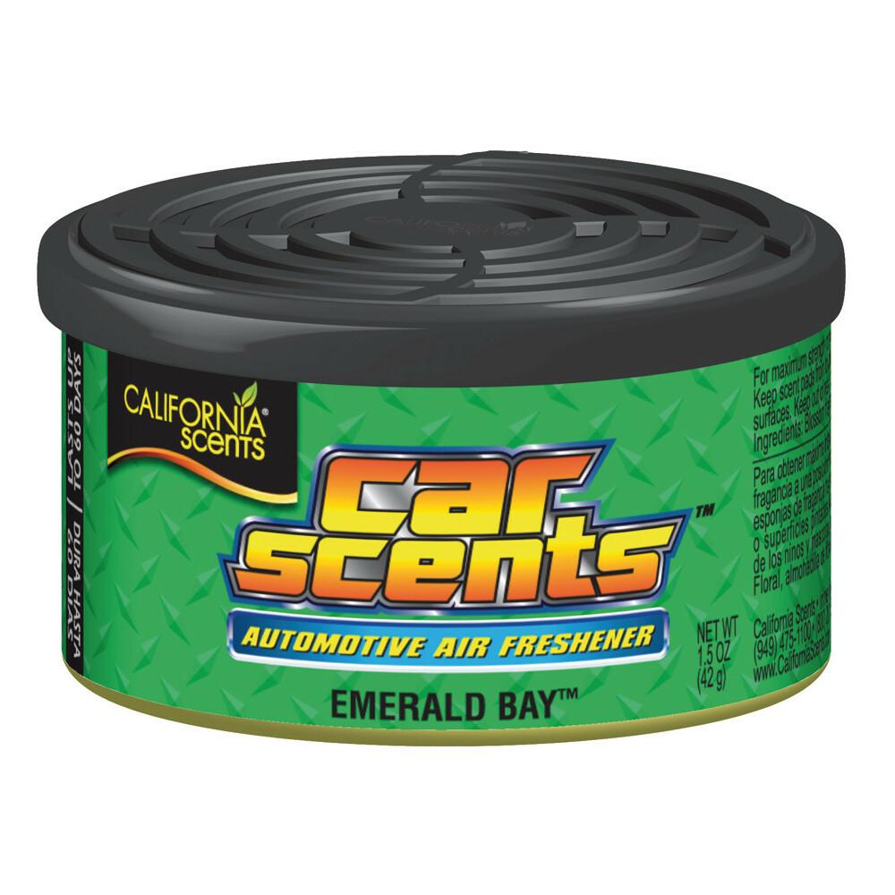 Espositore con 12 deodoranti Car Scents - Emerald bay