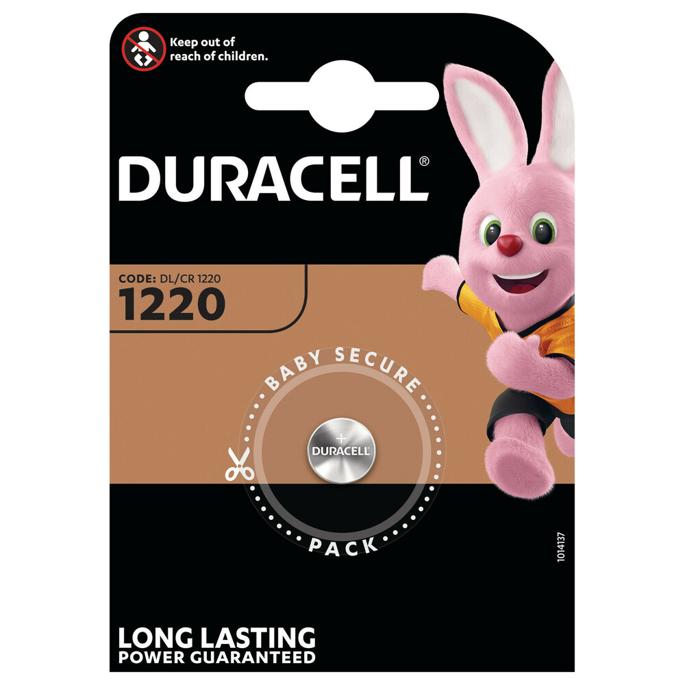 "Duracell Elettronica, ""1220"", 1 pz"