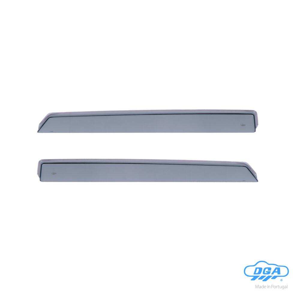 Decal sticker Stripe For Mitsubishi L200 Lift Step clear chrome xenon light side