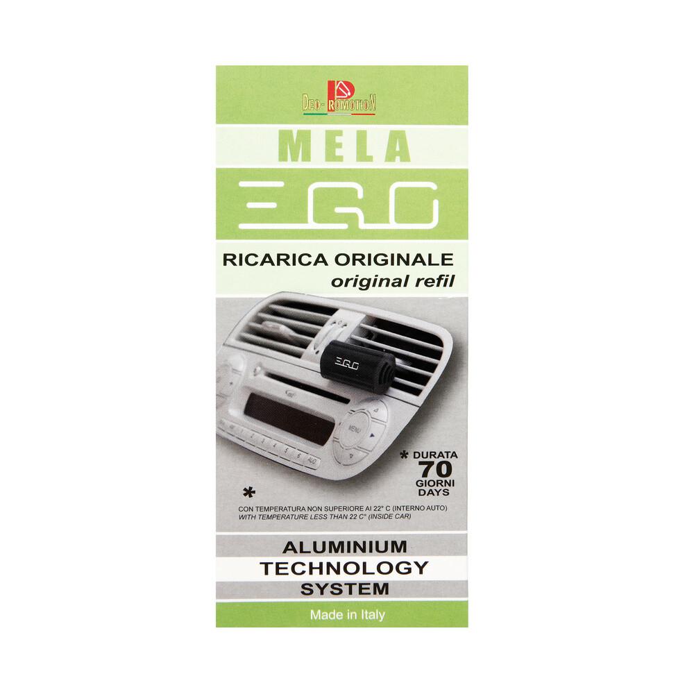 Ego, deodorante - Ricarica - Mela