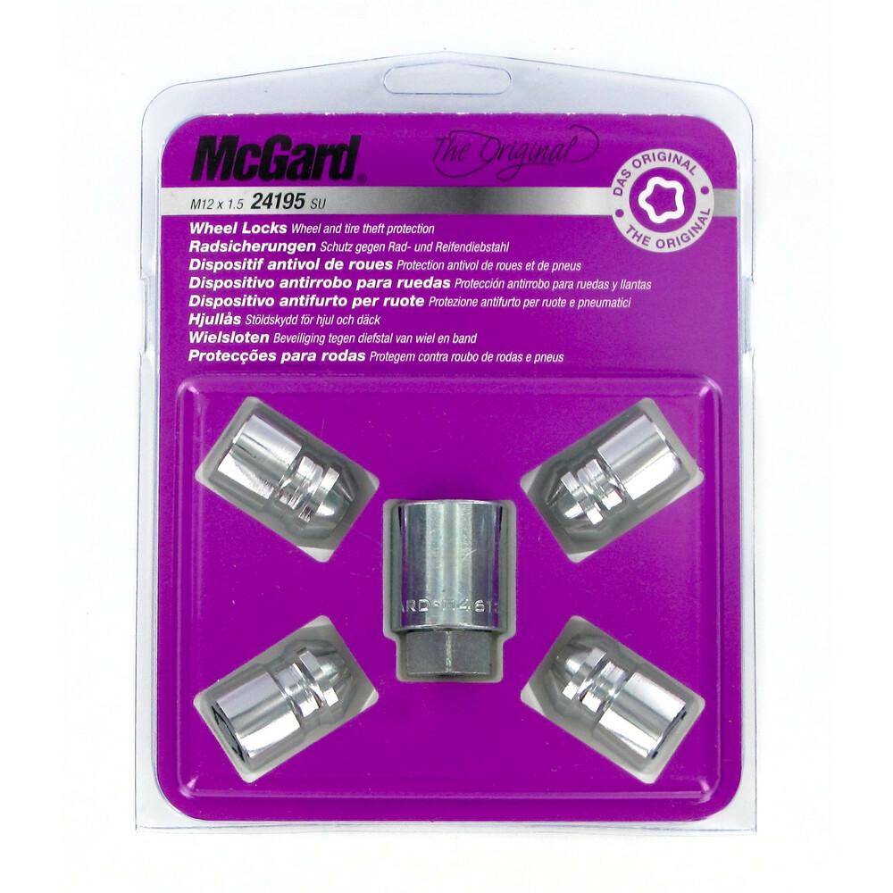 Bloccaggio dadi delle ruote 12x1.5 Bulloni conici per HONDA FR-V 04-09