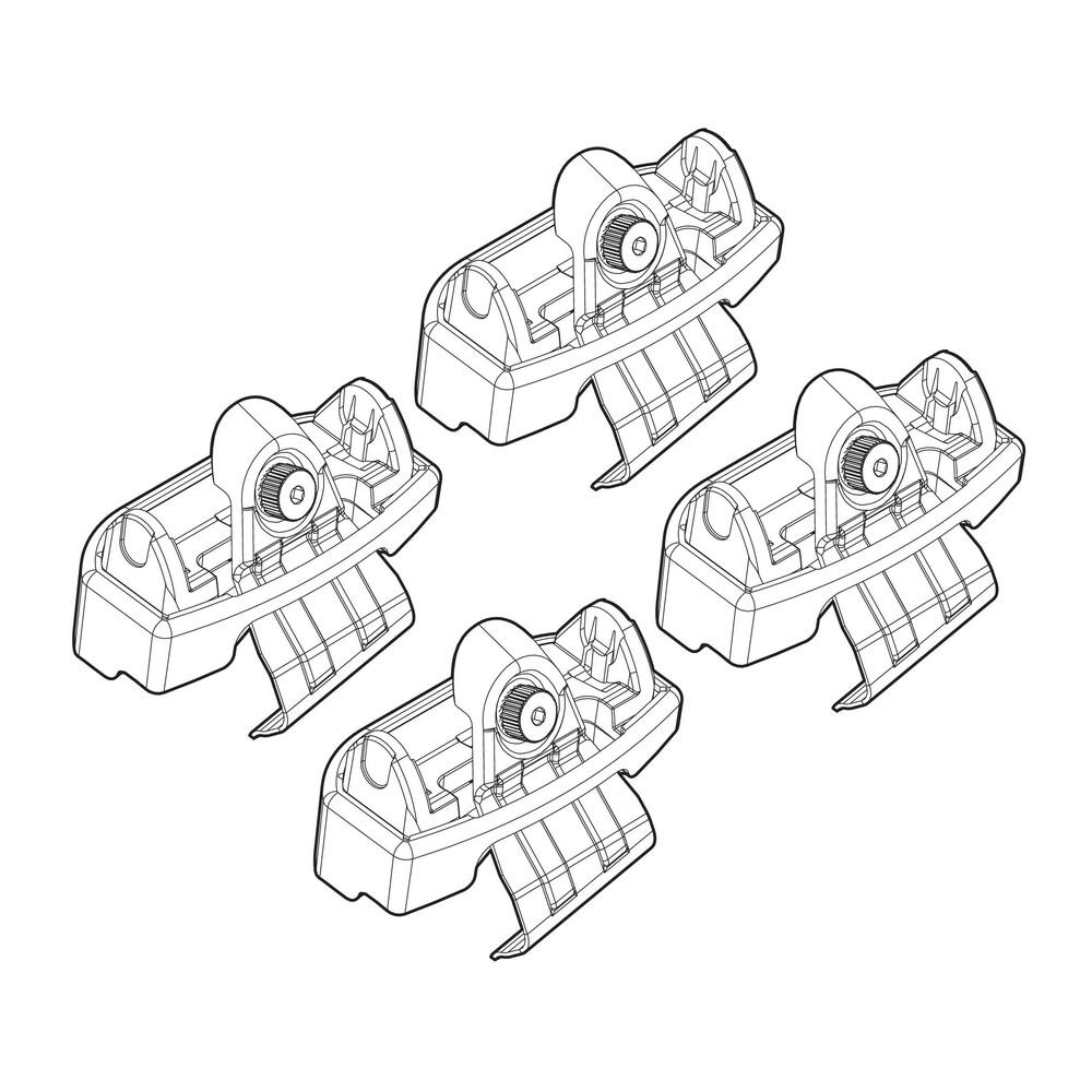 Kit attacchi - 139