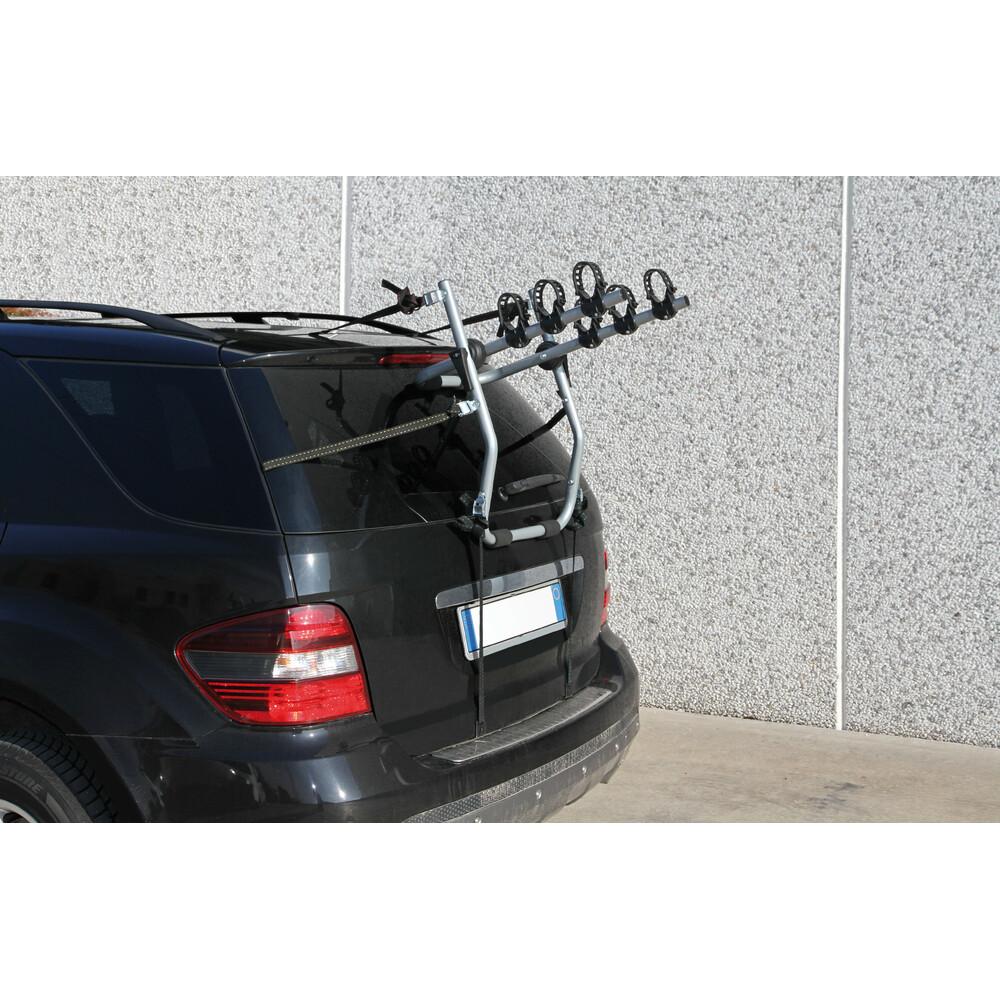 Rear Door Mounted Bike Rack Nordrive Follow-Me T3 NORDRIVE N50200-11171