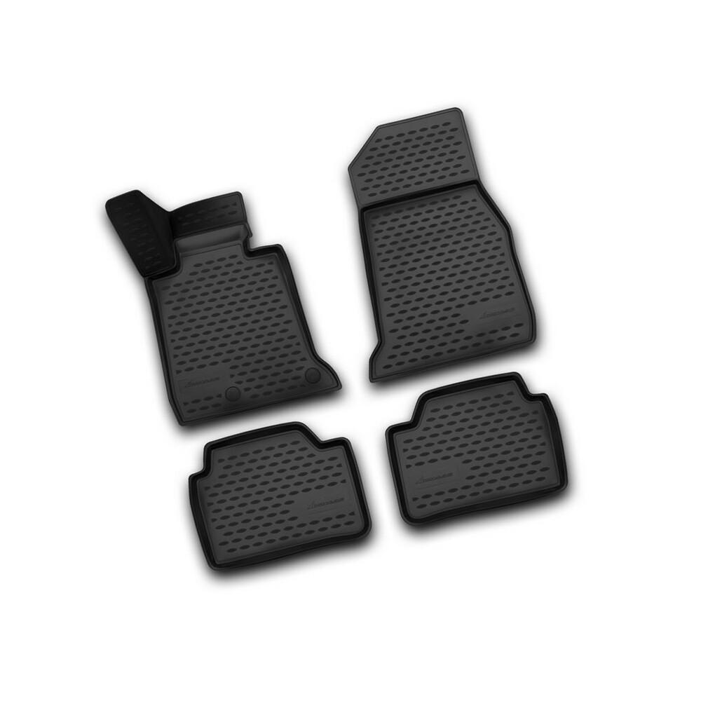 Tappetini tappetini per BMW X3 E83 bordi personalizzabili 99