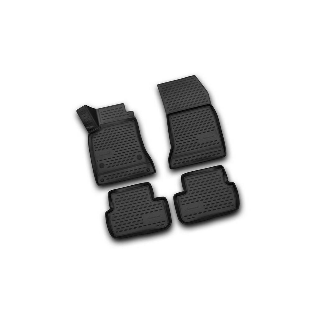 Set tappeti su misura in TPE -  Mercedes GLA (03/14>)