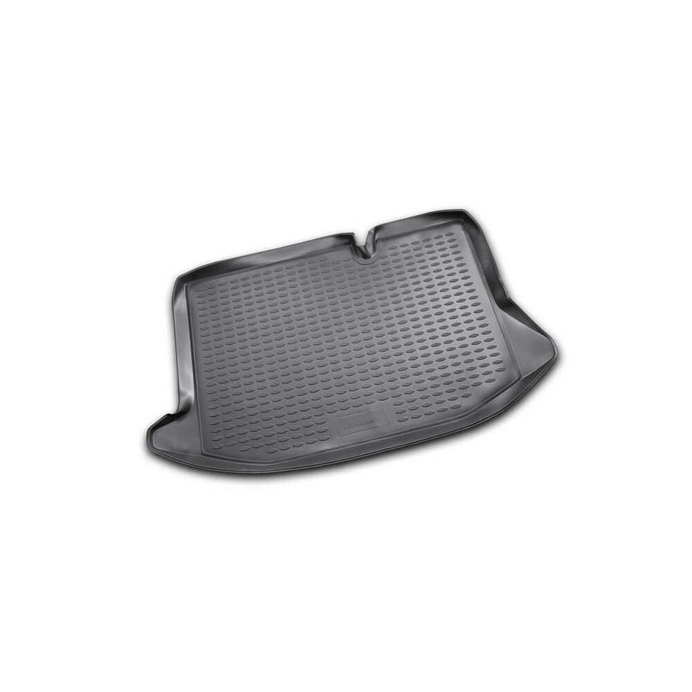 Vasca baule su misura in TPE -  Ford Fiesta 3p (09/08>02/11) -  Ford Fiesta 3p (03/11>05/17) -  Ford Fiesta 5p (09/08>02/11) -