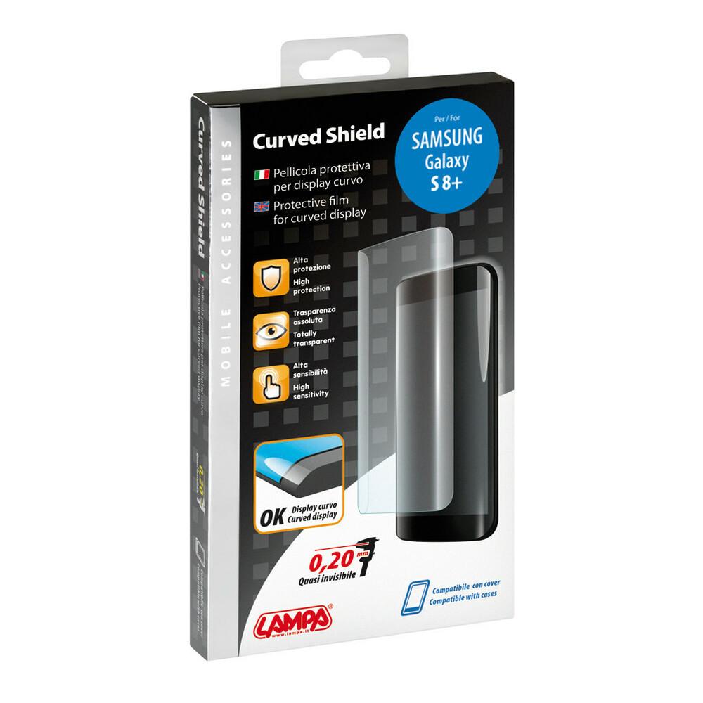 Curved Shield, pellicola protettiva per display curvi - Samsung Galaxy S8+