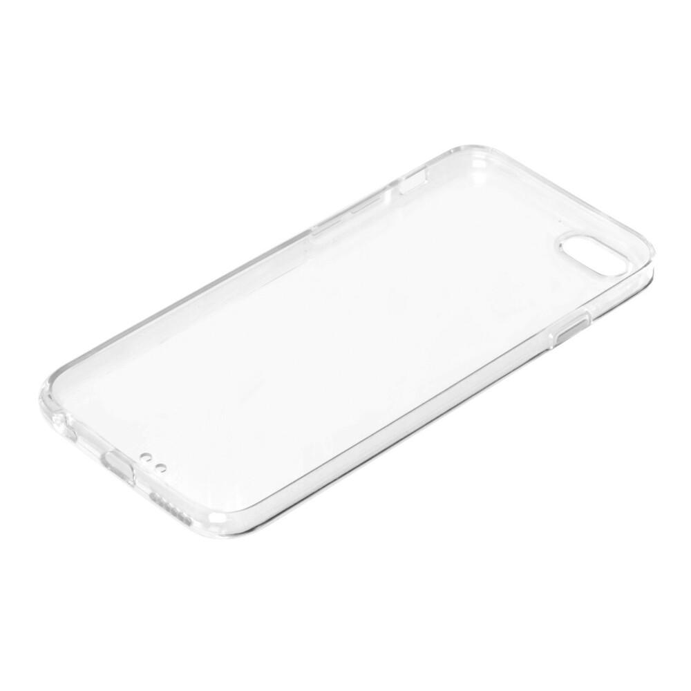 Clear Cover, cover trasparente rigida con cornice in gomma - Apple iPhone 6 / 6s