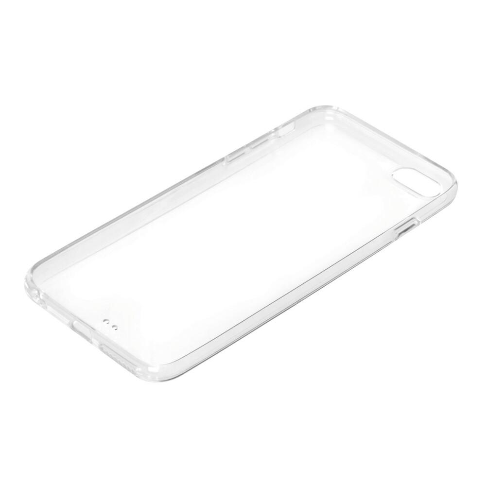 Clear Cover, cover trasparente rigida con cornice in gomma - Apple iPhone 6 Plus / 6s Plus