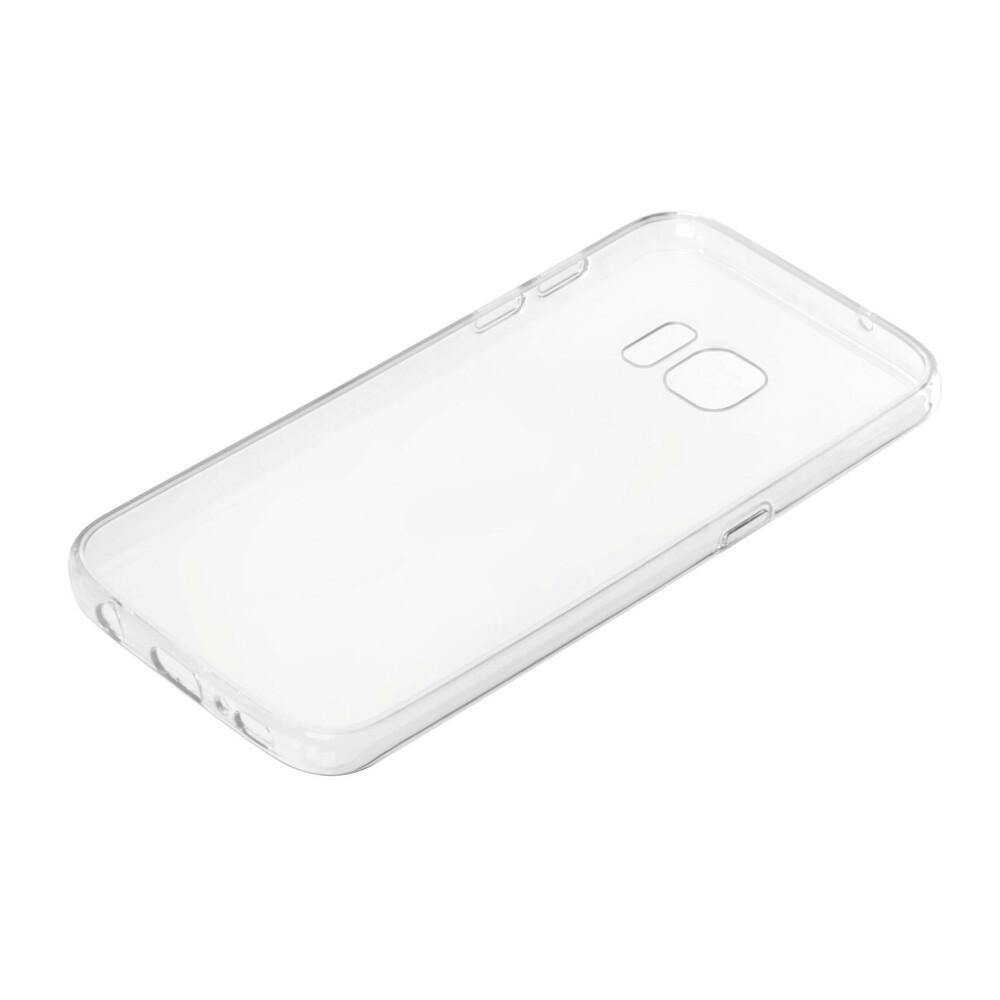 Clear Cover, cover trasparente rigida con cornice in gomma - Samsung Galaxy S7