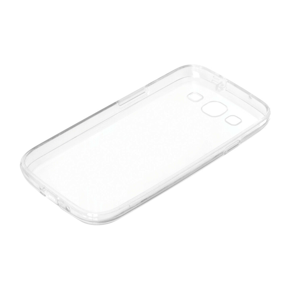 Clear Cover, cover trasparente rigida con cornice in gomma - Samsung Galaxy S3 / S3 Neo