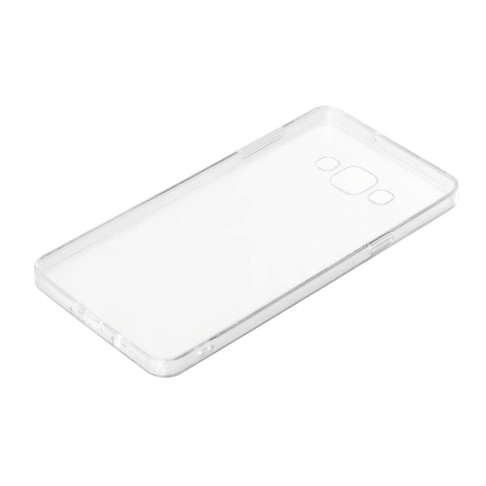 Clear Cover, cover trasparente rigida con cornice in gomma - Samsung Galaxy A7