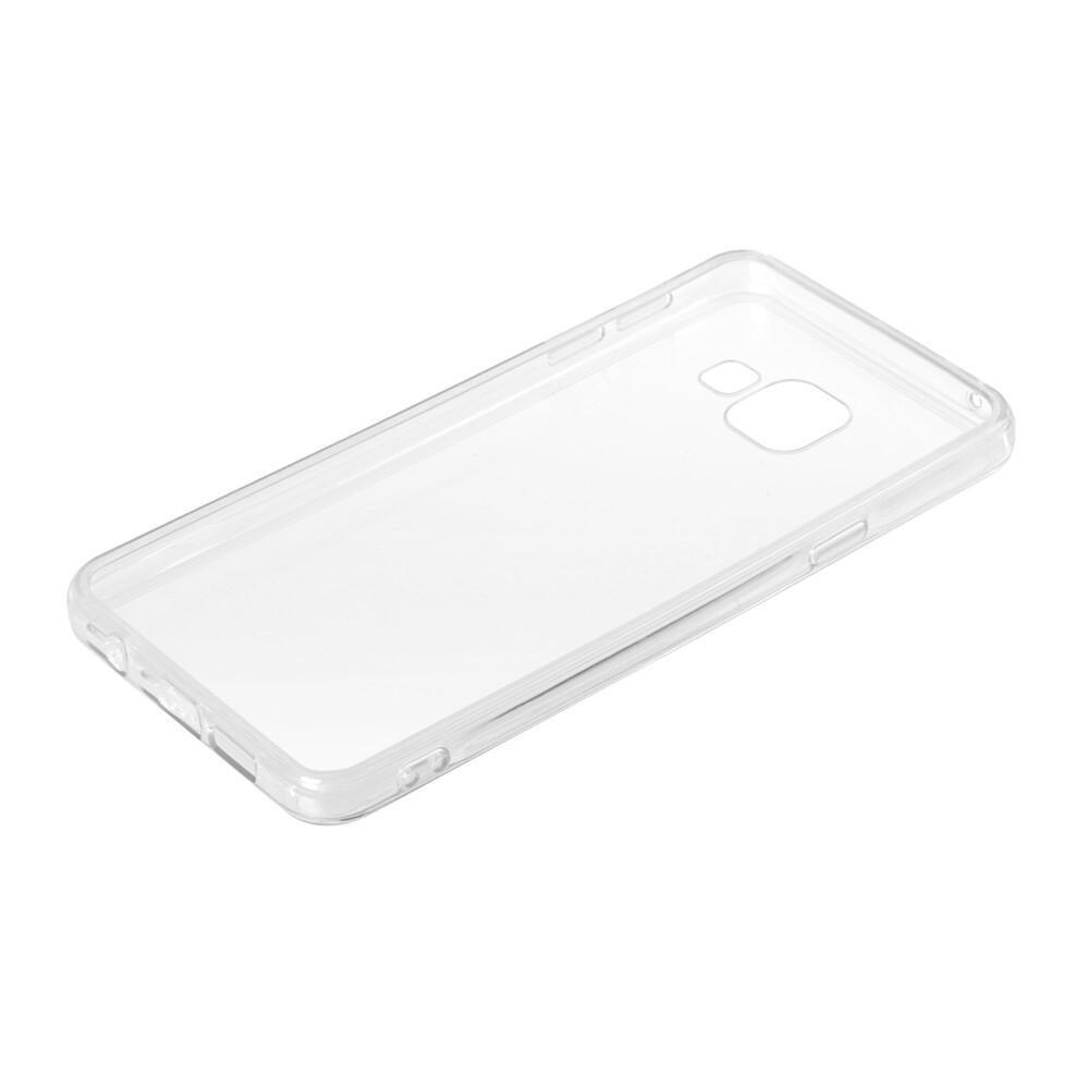 Clear Cover, cover trasparente rigida con cornice in gomma - Samsung Galaxy A3 2016