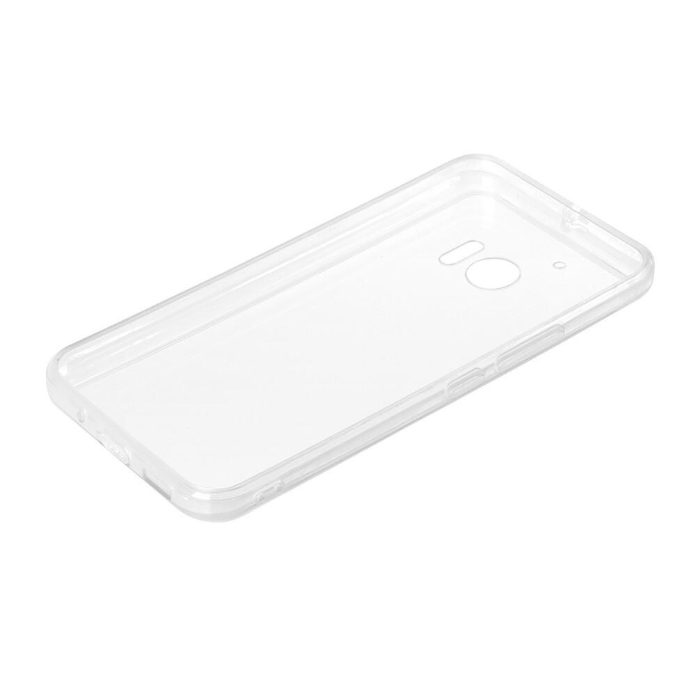 Clear Cover, cover trasparente rigida con cornice in gomma - Htc 10