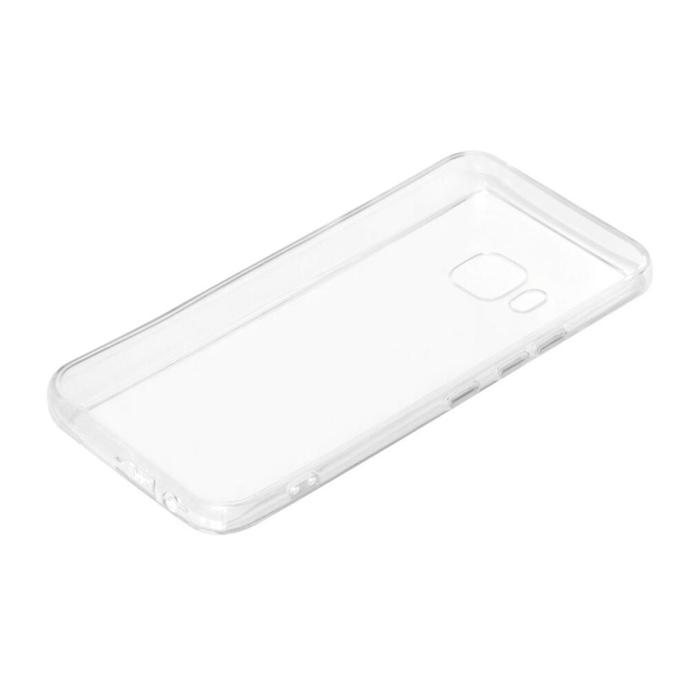 Clear Cover, cover trasparente rigida con cornice in gomma - Htc One M9