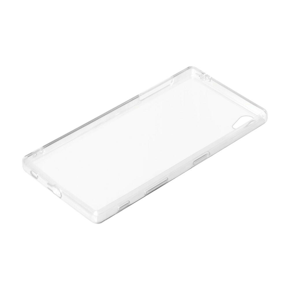 Clear Cover, cover trasparente rigida con cornice in gomma - Sony Xperia Z5