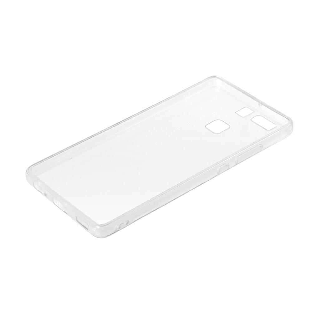 Clear Cover, cover trasparente rigida con cornice in gomma - Huawei P9
