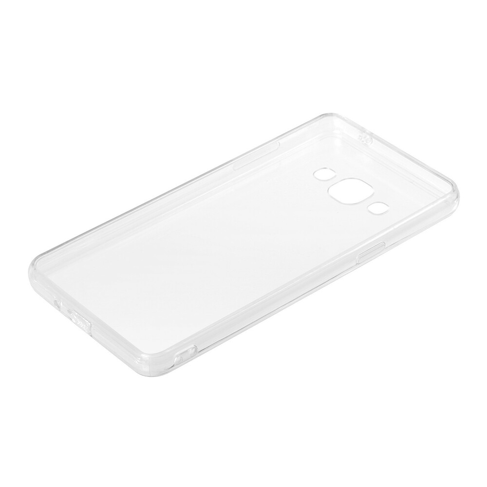 Clear Cover, cover trasparente rigida con cornice in gomma - Samsung Galaxy J3 2016
