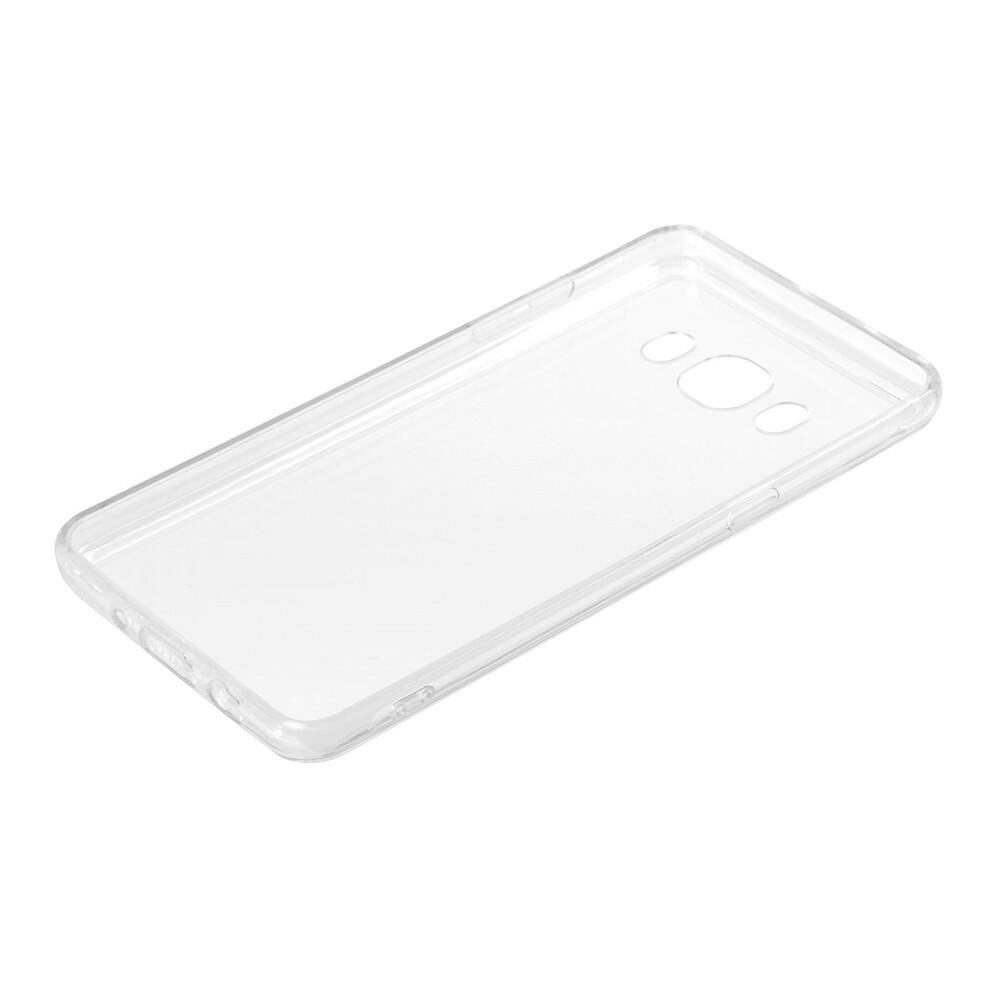 Clear Cover, cover trasparente rigida con cornice in gomma - Samsung Galaxy J5 2016