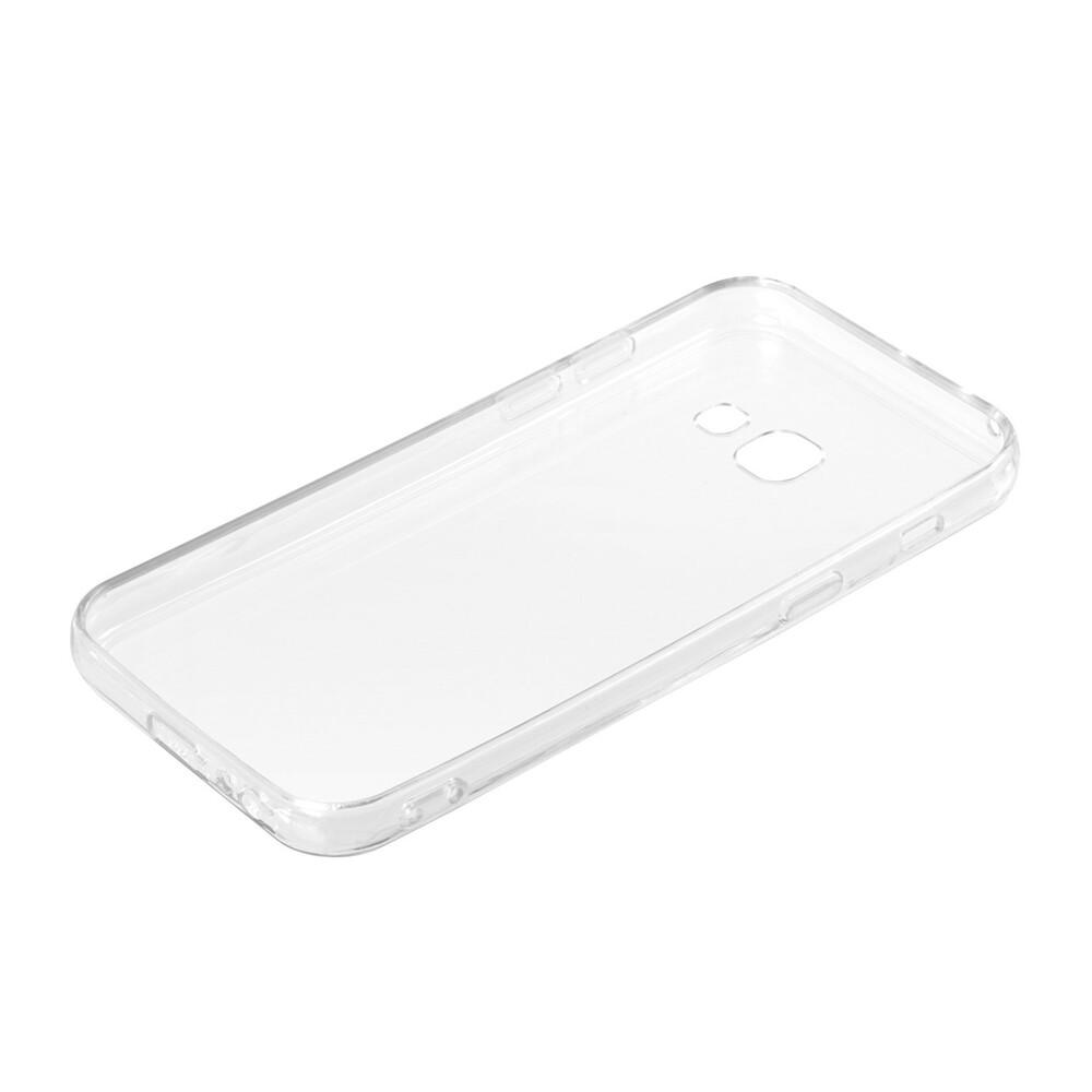 Clear Cover, cover trasparente rigida con cornice in gomma - Samsung Galaxy A3 2017