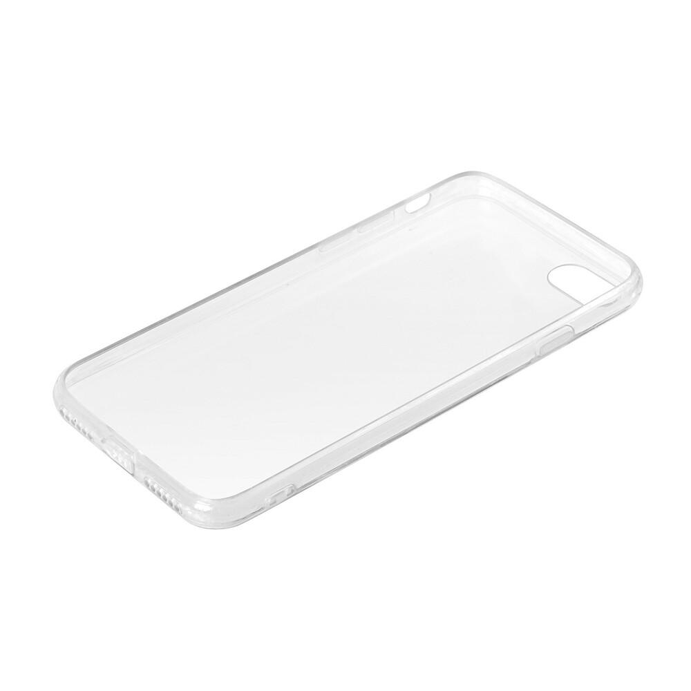 Clear Cover, cover trasparente rigida con cornice in gomma - Apple iPhone 7