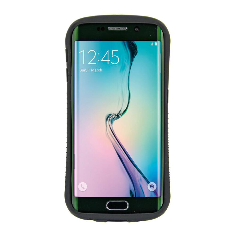 Impact armour cover massima protezione - Samsung Galaxy S6 Edge - Nero
