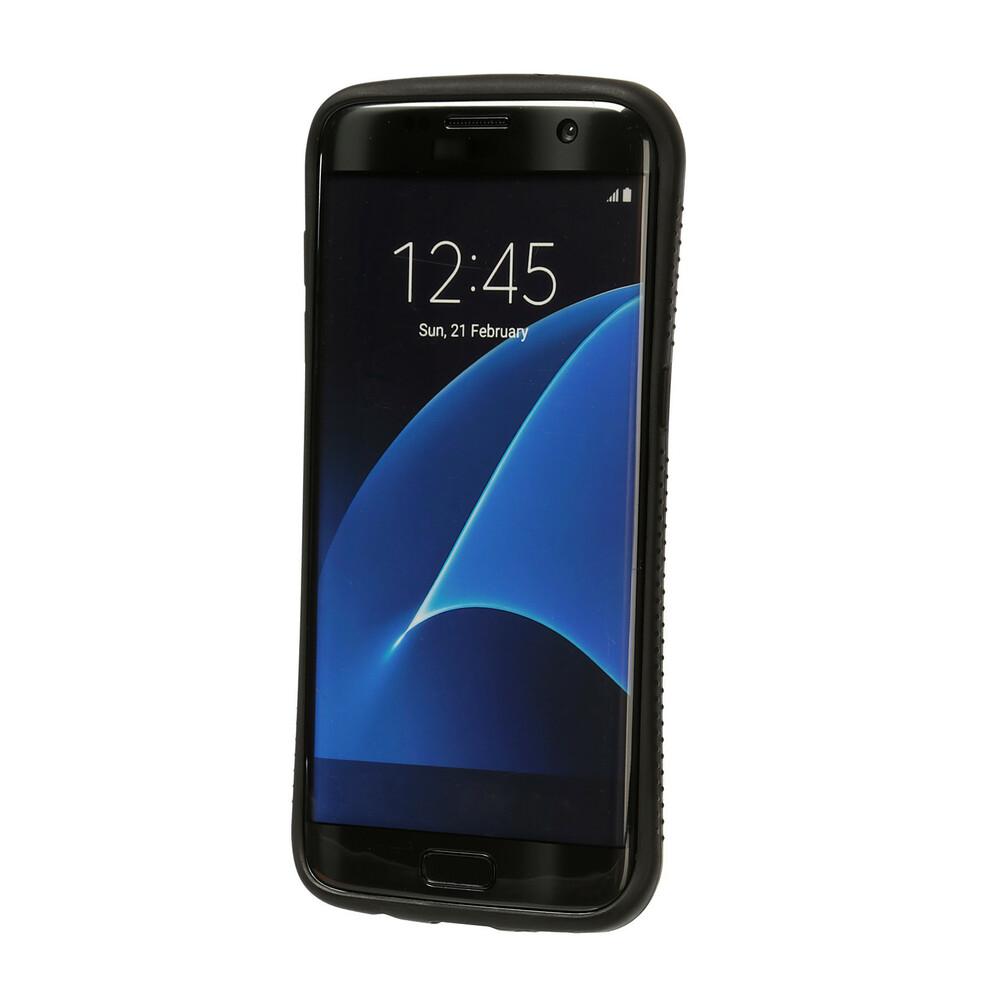 Impact armour cover massima protezione - Samsung Galaxy S7 Edge - Nero