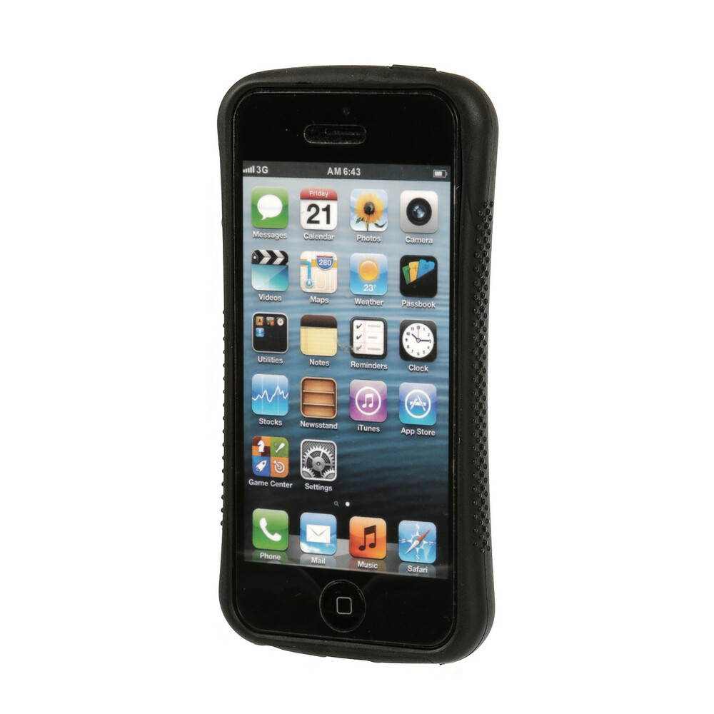 Impact armour cover massima protezione - Apple iPhone 5 / 5s / SE - Wood Camo