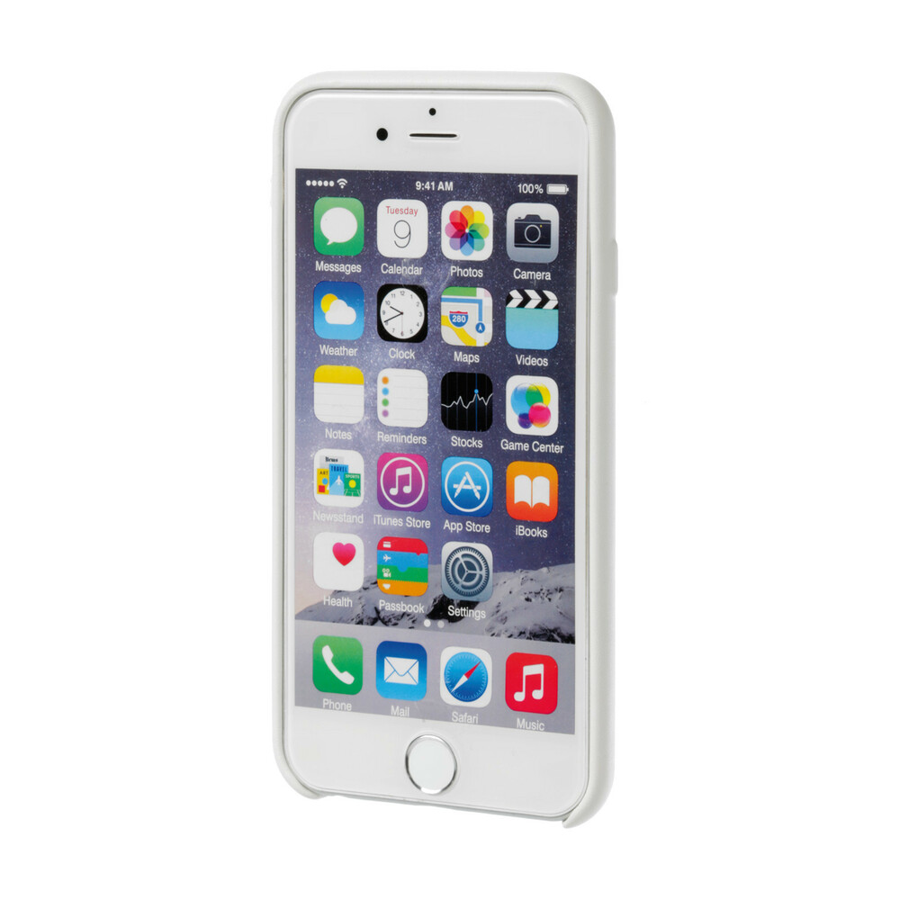 APPLE-Cover iPhone 6 Bianco