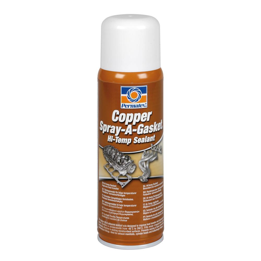 Copper Spray-a-Gasket, sigillante per guarnizioni utilizzate ad alte temperature - 331 ml