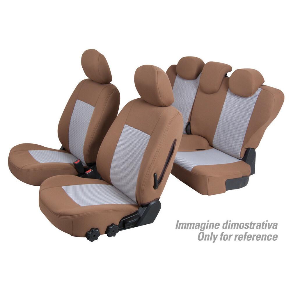 Set coprisedili Superior - Nocciola - Seat Ibiza 3p (01/02>2005)