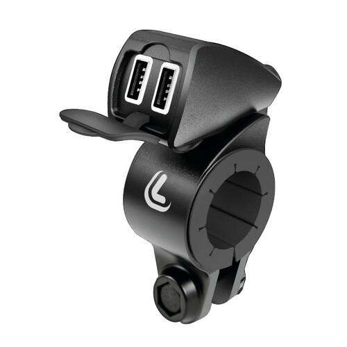 B-Lock Spinotto per presa accendisigari con funzione di bloccaggio 12 24V