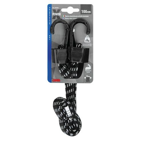X-Power, heavy duty stretch cord - 100 cm 1