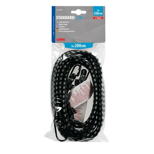 Corde elastiche Standard - Ø 10 mm - 2x200 cm 1