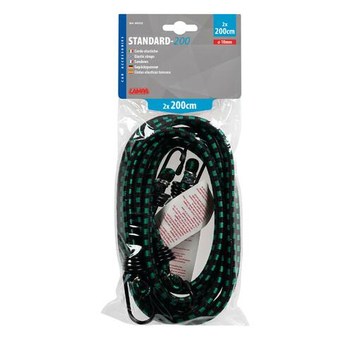 Corde elastiche Standard - Ø 10 mm - 2x200 cm 2