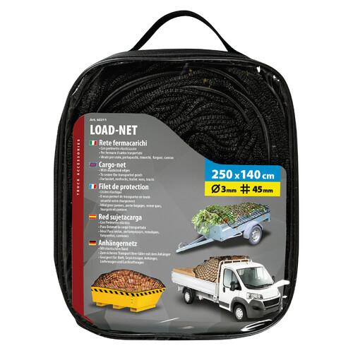 Load-Net, cargo-net - 250x140 cm - Ø 3 mm 1