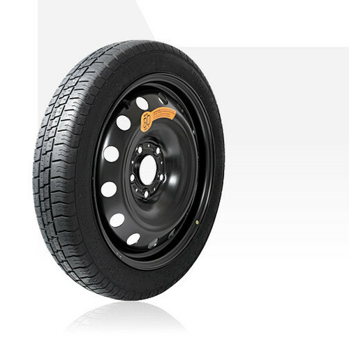 Compact spare wheel kits