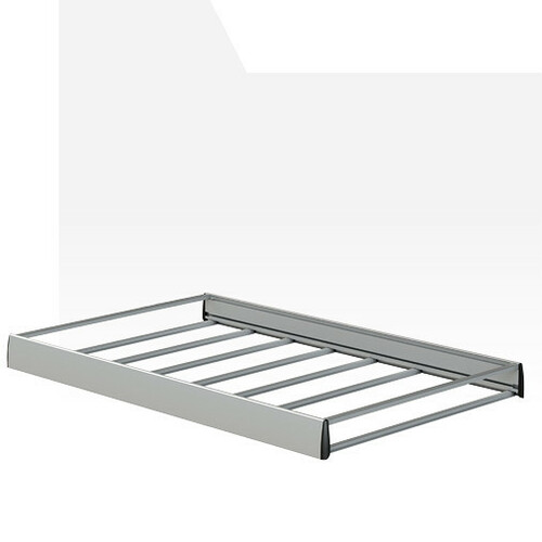 Roof racks for commercial vehicles