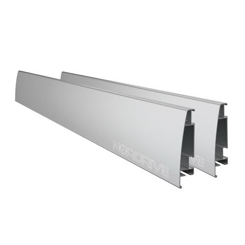 Kargo Rack System - Coppia fianchetti h 12 cm - 120 cm