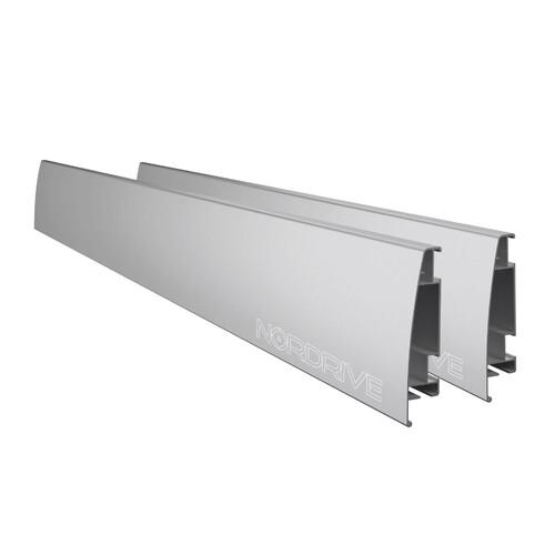 Kargo Rack System - Pair of panels kit h 12 cm - 150 cm