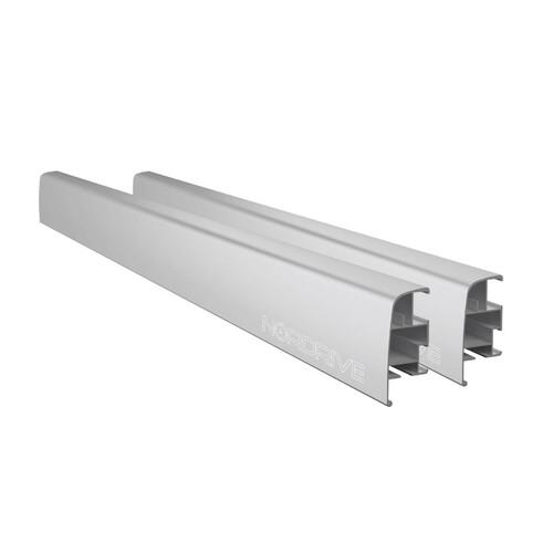 Kargo Rack System - Pair of panels kit h 7 cm - 180 cm