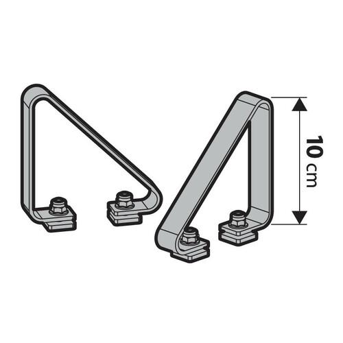 KP-4, pair of load stops 2