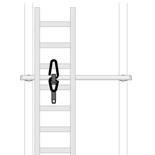 U-6, Ladder step adapter 2