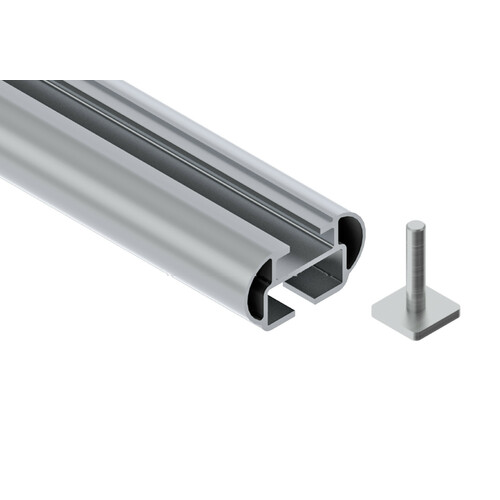 Kuma, aluminium roof bars, 2 pcs - S - 112 cm 4