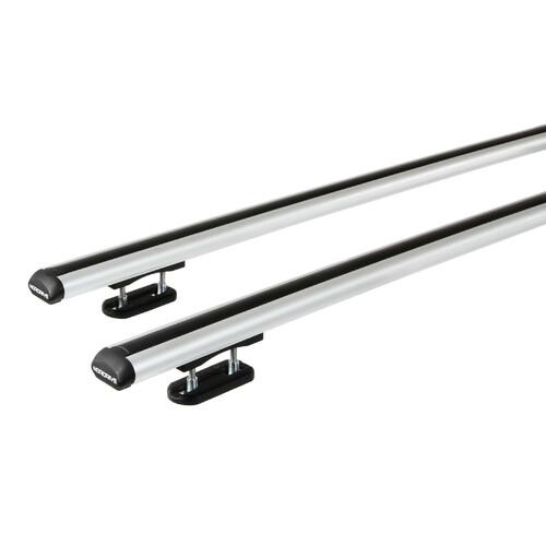 Kuma, coppia barre portatutto in alluminio - L - 129 cm 1