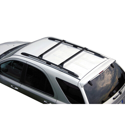 Snap-Fit Steel, telescopic steel roof bars, 2 pcs - Size 1 - 80÷111 cm 5